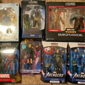 Marvel Legends Lot 8 figures