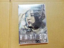 BUY 4 GET 1 FREE Wanted DVD Korean Drama Kim Ah Joong Ji Hyun Woo