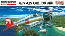 Fine Molds FB21 IJN Carrier Fighter Mitsubishi A5M4 Claude 1/48 Scale Kit Japan