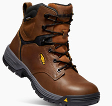 "KEEN CHICAGO 6"" WATERPROOF BOOT (SOFT TOE) MEN'S- ALL SIZES!"
