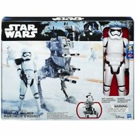 Star Wars Vehicule + Figurine 30 cm Sergent Stormtrooper anti-émeute