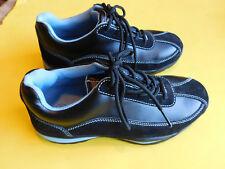 Portwest Steelite Ladies Safety Trainer Black/Blue 37