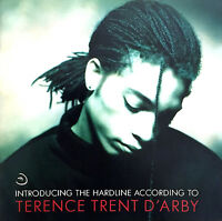 Terence Trent D'Arby ‎CD Introducing The Hardline According.. - Europe (EX+/EX)