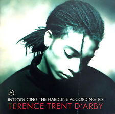 Terence Trent D'Arby CD Introducing The Hardline According.. - Europe (EX+/EX)
