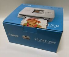 Canon SELPHY CP740 Digital Photo Inkjet Printer New In Box