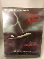 Max Haines An Evening of Murder Party Flight 013 A New Party Adventure