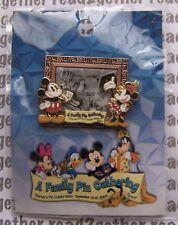 Disney Pin Wdw A Family Pin Gathering Walt and Peter Pan's Flight