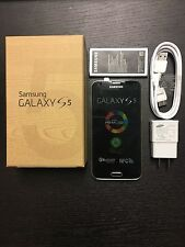 New in Box Samsung GALAXY S5 SM-G900V 16GB BLACK VERIZON Android PHONE