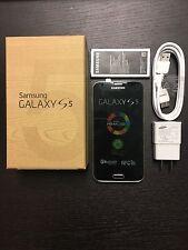 New in Box Samsung GALAXY S5 SM-G900V 16GB BLACK VERIZON Android PHONE