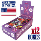 12 New Vending Route Display Honor Boxes Sell Candy & Lollipops Donation Charity