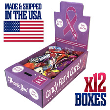 12 New Vending Route Display Honor Boxes Sell Candy Amp Lollipops Donation Charity