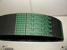 """NEW"" GENUINE KARATA SPORTSTER OPEN PRIMARY BELT 117 TOOTH 3.00"" HTD/STPD"