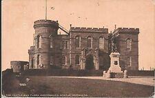 Castle And Flora MacDonald's Statue Inverness B & R Ltd Liverpool