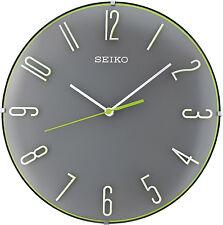 SEIKO QUARTZ Horloge Montre Murale qxa672n
