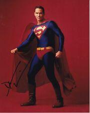 DEAN CAIN Signed LOIS & CLARK THE NEW ADVENTURES OF SUPERMAN CLARK KENT Photo