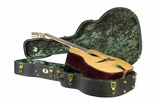 Gypsy Jazz Selmer Django style Guitar Hard Case - FREE SHIPPING - Premium Plush