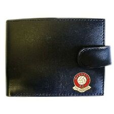 WALSALL (THD SADDLERS)  F.C LEATHER FOOTBALL WALLET