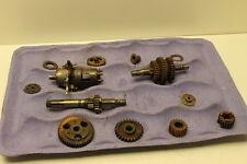 Suzuki K 15 Hill Billy 80 #4154 Transmission & Misc. Gears / Shift Drum & Forks