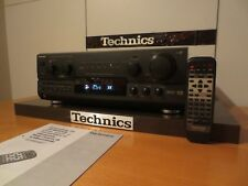 Technics SA-DX940 5.1 DIGITAL DTS RECEIVER VERSTÄRKER mit FB 5x100W WIE NEU!!!