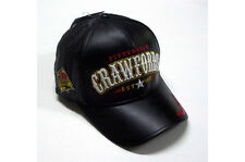 NLBM Negro League Pittsburgh Crawfords Legends Leather Cap