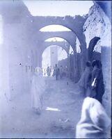 Maghreb Marocco Algeria Tunisia, Negativo Foto Stereo Placca Lente VR10L2n9