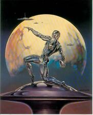 Boris Vallejo Postercard: Discus Throw (USA, 1992)