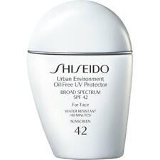 Shiseido Urban Environment Oil Free UV Protector SPF42 for Face 1oz/30ml *NEW*