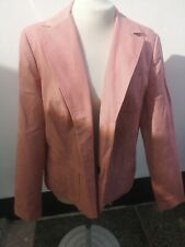 Jacket, Dorothy Perkins, Size 20, Lined, Red/cream Thin Stripe, Dressy...