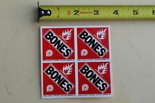 Bones Powell Peralta Skateboards Santa Barbara '85 Vintage Skateboarding Sticker