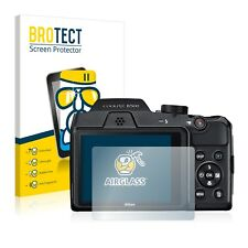 Nikon Coolpix B500 AirGlass Glass Screen Protector Ultra Thin Protection Film