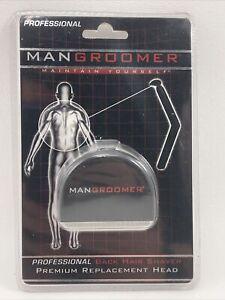MANGROOMER PROFESSIONAL BACK HAIR SHAVER PREMIUM REPLACEMENT BLADE 255-48