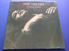 THE SMITHS THE QUEEN IS DEAD Rare Italy 1986 First Pressing Shrink MINT UNPLAYED