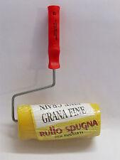 RULLO IN SPUGNA PER EFFETTO BUCCIATO - 19 cm - GRANA FINE