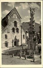 Heiligenkreuz Niederösterreich ~1950/60 Stiftshof Denkmal Stift Abtei Kloster