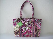 Vera Bradley Mandy - Very Berry Paisley - New With Tags!
