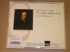3 CD / HALFDAN KJERULF / COMPLETE WORKS FOR PIANO / EINAR STEEN-NOKLEBERG / RARE