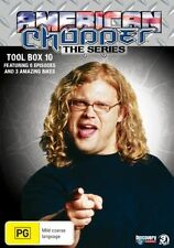 American Chopper : The Series - Tool Box 10 (DVD, 2008, 3-Disc Set) - Region 4