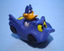 McDonald's 1991 - Super Looney Tunes - Daffy in Rocking Bat Car Under 3 Toy