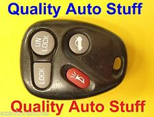 OEM 1996-2005 Chevrolet Buick Pontiac Keyless Entry Remote Fob KOBUT1BT 25668603