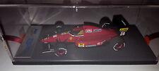 BBR Gold Series 1/43 Ferrari F92A #28 1992 South African Grand Prix Ivan Capelli