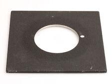 SINAR Objektivplatine Bohrung Ø 65 mm für Copal 3 + Compur 3 (9)