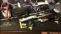 MCLAREN MP4/14 1999 PITSTOP esc. 1/24 VERY RARE SIGNED BY DAVID COULTHARD