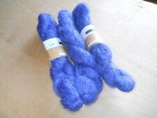 Louet Kidlin Lace Mohair Yarn - 250 yds - Linen/mohair blend - Flag blue