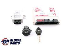 *BMW Z4 Series E85 Roadster 2.5i M54 192HP ECU Kit DME 7532140 EWS3 + Key Manual