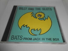 Billy and the Sluts BATS From Jack in the Box CD Visual Kei Japan Import US Sell