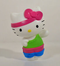 "2013 Hello Kitty Loves Dance Dancing 3.5"" McDonald's #1 Sanrio PVC Action Figure"