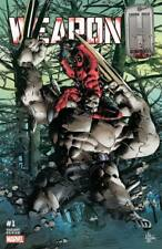 WEAPON H #1  VARIANT COVER Mike Deodato Marvel VARIANT BLOWOUT!