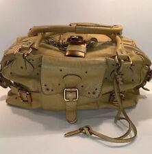 Chloe Large Paddington Leather Satchel Handbag AUTHENTIC