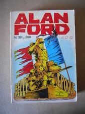 ALAN FORD n°39  [Q30D] - BUONO