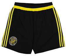 adidas Men's MLS Adizero Team Replica Short, Columbus Crew SC- Black